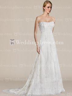 Destination Tulle Bridal Gown with Lace DE085