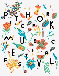 Love this!! Pitchfork Music Festival