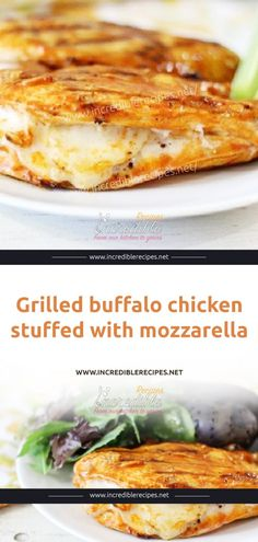 Grilled buffalo chicken stuffed with mozzarella – Incredible Recipes There Is Buffalo Chicken & Then There Is Buffalo Chicken Stuffed With Cheese….For all you buffalo chicken Grilled Buffalo Chicken, Cheese Stuffed Chicken, Mozzarella Chicken, Stuffed Chicken Recipes, Grilled Stuffed Chicken, Recipes With Mozzarella Cheese, Cooking Recipes, Healthy Recipes, Healthy Dinners