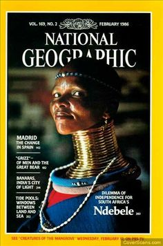 National Geographic Magazine Vol 169 No 2 February 1986 Madrid Ndebele OBO National Geographic Cover, National Geographic Photography, Pbs Tv, Now Magazine, Magazine Covers, 21st Century Fox, History Magazine, Science Articles, Tide Pools