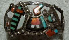 Zuni bracelet  http://www.redstar-tradingpost.com