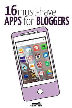 If you've been looking into Internet Marketing or making money online for any amount of time. Make Money Blogging, How To Make Money, Apps For Bloggers, Instagram Mobile, Best Apps, Blogging For Beginners, Blog Tips, How To Start A Blog, Android Apps