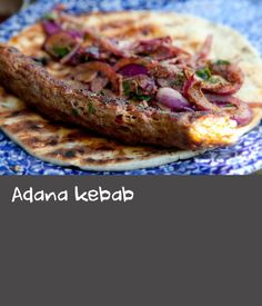 """Adana kebab 