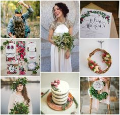 Blog: Winter wedding glam #ninaweddings  #rockmywinterwedding @Derek Smith My Wedding