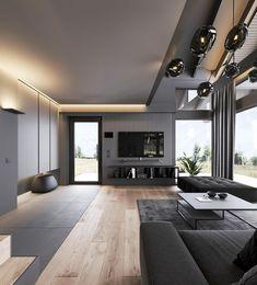 Home Room Design, Home Interior Design, Living Room Designs, House Design, Living Rooms, Kitchen Design, Budget Home Decorating, Home Decor Furniture, Unique Home Decor