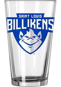 6 For $30 | Saint Louis Billikens Logo Value Pint Glass