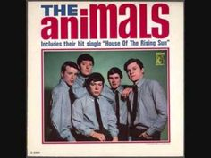 "▶ The Animals - The Animals (US Album - 1964) Full Album - Tracks: 1 ""House of the Rising Sun"" (Traditional, arranged Alan Price) 2 ""Blue Feeling""  3 ""The Girl Can't Help It"" (Bobby Troup) 4 ""Baby Let Me Take You Home"" 5 ""The Right Time"" 6 ""Talkin' 'Bout You"" 7 ""Around and Around"" 8 ""I'm In Love Again"" ""Gonna Send You Back to Walker 10 ""Memphis, Tennessee"" 11 ""I'm Mad Again"" 12 ""I've Been Around"""