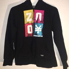 Zoo York Boys Zip Up Hoodie Like new. Size 12/14 Zoo York Jackets & Coats