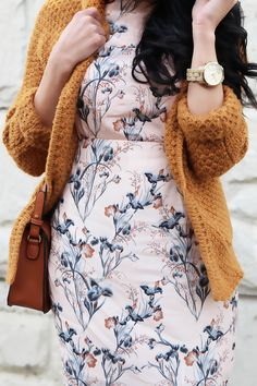 floral dress from she inside