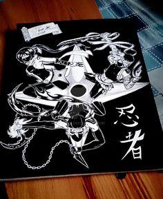 Ninja's by seiji0.deviantart.com on @DeviantArt