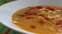 Marocká ostrá květáková polévka