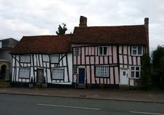 Lavenham is considered by many to be the finest medieval village in England. It's also the food capital of Suffolk.
