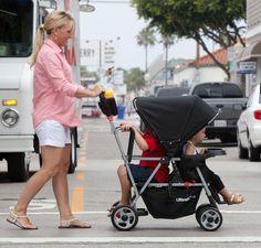 lucieslist.com reviews of multiple sit n stand type strollers