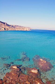✯ Fantastic View Of The East Coast Of Crete - Greece