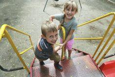 Participation report urges parents/educators to get kids outside.