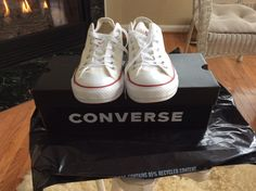 31897dbd5c4b Unisex Adult Shoes · converse all star chuck taylor Unisexmen 7.5 Wos 9.5  Color White.Pre-owned