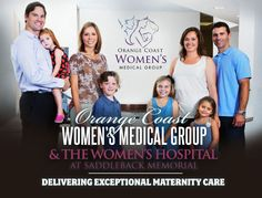 Orange Coast Women's Medical Group & The Women's Hospital at Saddleback Memorial