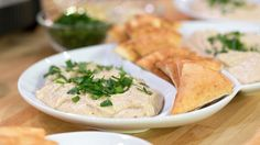 Siri Pinter's roasted eggplant dip and more must-try recipes