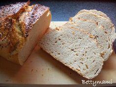 Alakor-kovászos fehér kenyér   Betty hobbi konyhája Hobbit, Banana Bread, Ale, Pizza, Food, Ale Beer, Essen, Meals, The Hobbit