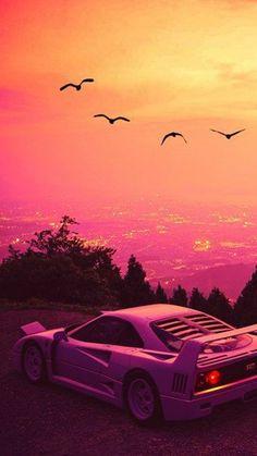 Ferrari F40, Maserati, Bugatti, Wallpaper 3840x2160, Wallpaper Animes, New Retro Wave, Retro Waves, Foto Gta 5, Foto Top