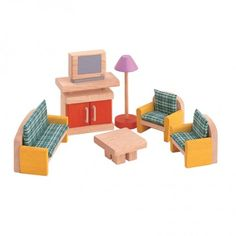 Plan Toys Living Room Set Neo