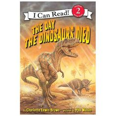 A compelling account of how the impact of a giant asteroid may have killed the Earth's dinosaurs. The Day the Dinosaurs Died by Charlotte Lewis Brown and illustrated by Phil Wilson. Jurassic Park Toys, Its Time To Stop, Hero's Journey, Children's Literature, Science Classroom, Toy Store, Nonfiction Books, Things To Think About, It Works