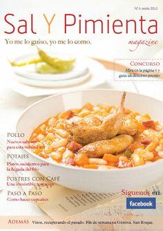 Sal y Pimenta Magazine N.6 - Otoño 2012