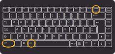 Klávesové zkratky znaky, alt, word, excel Broken Home, Computer Keyboard, Words, Notebook, Internet, Hungary, Computer Keypad, Keyboard, Horse