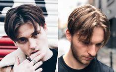 6 Men's Haircut Trends Updated For 2018 – Regal Gentleman 90s Haircuts, 90s Hairstyles, Haircuts For Men, Haircut Men, Hairstyle Men, 90s Hair Men, Curtain Haircut, Crew Cut Hair, Short Hair Cuts