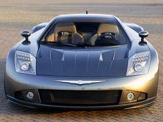 Chrysler ME412 Supercar Concept