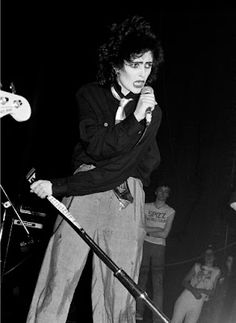 Siouxsie Sioux, The Roundhouse London 1977