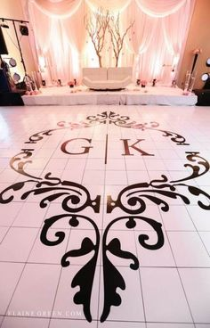 Wedding Reception Stage Backdrop Dance Floors 68 Ideas Indian Ceremony Indoor