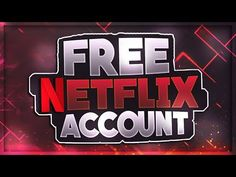 Are you looking for Free NetFlix Account? ✅ Don't worry! In this article, you will get Free NetFlix Accounts & Passwords Premium Hack. Get Netflix, Netflix Free Trial, Netflix Hacks, Watch Netflix, Watch Movies, Netflix Promo Code, Free Netflix Codes, Netflix Gift Card Codes, Ideas