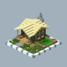 Minecraft on reddit Minecraft Marvel, Minecraft Posters, Minecraft Farm, Minecraft Castle, Minecraft Plans, Minecraft Construction, Cool Minecraft Houses, Minecraft Bedroom, Minecraft Blueprints