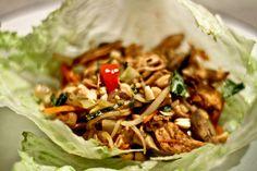 Thai Lettuce Wraps - Similar to Joeys