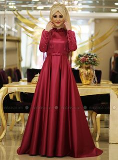 Merve Evening - Minel Aşk - Muslim Evening Dresses - Modanisa