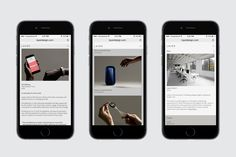 StudioSmall - Layer Website