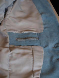 Summa Fashion FT-SMM13 Menswear 2016 Robin van den Broek Detail inside pocket