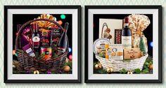 Cadouri Crăciun: Cosuri cadou Craciun - Editia 2015