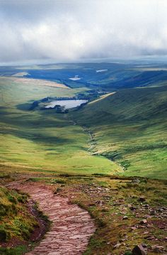 Brecon Beacons, Wales ~amazing nature and all for free~ it's all around