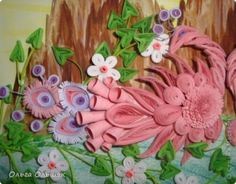 Crafts--Quilling by Starmela