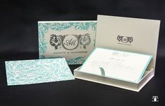 Wedding invitation ideas by the card co httpmyfarah weddings the card co experts in bespoke couture handcrafted wedding stopboris Images