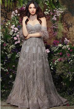 Tamannaah Bhatia Looks Enchanting In Peacock Magazine's Cover - Tikli Dress Indian Style, Indian Fashion Dresses, Indian Designer Outfits, Designer Dresses, Abaya Style, Indian Wedding Outfits, Bridal Outfits, Indian Outfits, Bridal Dresses