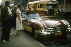 Vintage Sled, Vintage Cars, Antique Cars, Vintage Ideas, Fiat 500, Us Cars, Sport Cars, Vintage Motorcycles, Cars Motorcycles