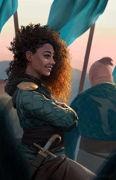rpg settings: Photo Black Characters, Dnd Characters, Fantasy Characters, Female Characters, Fantasy Art Women, Fantasy Rpg, Medieval Fantasy, Fantasy Character Design, Character Art