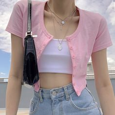 Indie Outfits, Teen Fashion Outfits, Korean Outfits, Retro Outfits, Girly Outfits, Cute Casual Outfits, Mode Hipster, Looks Pinterest, Mode Streetwear