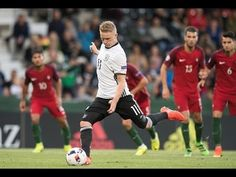 Germany 4-0 Portugal at Rio Olympic Games 2016