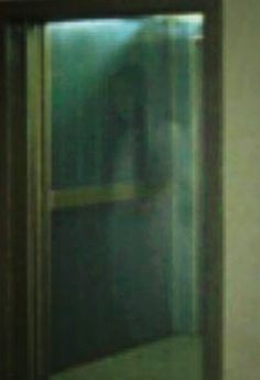 Ghost Photo: The Haunted Elevator