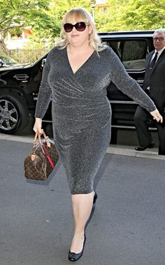 The sassy Miss Rebel Wilson!