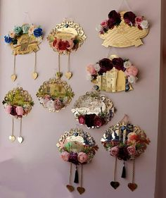 Trousseau Packing, Plexus Products, Craft Projects, Wedding Decorations, Clock, Baby Shower, Crochet, Glass, Crafts